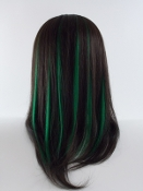 Dark Green Classic Tressies